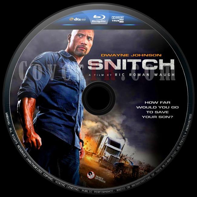 Snitch (Muhbir) - Custom Bluray Label - English [2013]-muhbir-2jpg