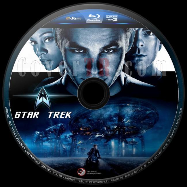 Star Trek (Uzay Yolu) - Custom Bluray Label - English [2009]-uzay-yolu-4jpg