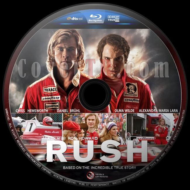 Rush (Zafere Hücum) - Custom Bluray Label - English [2013]-zafere-hucum-1jpg