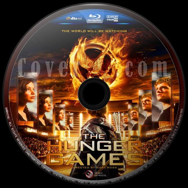 The Hunger Games (Açlık Oyunları) - Custom Bluray Label - English [2012]-aclik-oyunlari-2jpg