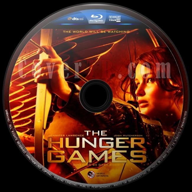 The Hunger Games (Açlık Oyunları) - Custom Bluray Label - English [2012]-aclik-oyunlari-8jpg