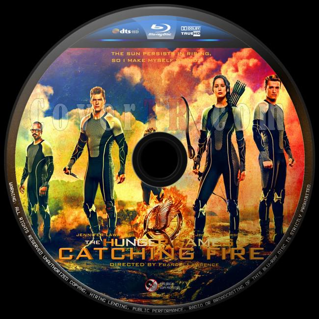 The Hunger Games: Catching Fire (Açlık Oyunları 2: Ateşi Yakalamak) - Custom Bluray Label - English [2013]-aclik-oyunlari-atesi-yaklamak-2jpg