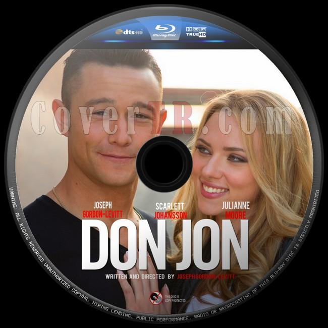 Don Jon  (Kalbim Sende) - Custom Bluray Label - English [2013]-don-jon-2jpg