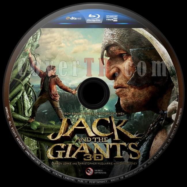 Jack the Giant Slayer  (Dev Avcısı Jack) - Custom 3D Bluray Label - English [2013]-dev-avcisi-jack-6jpg