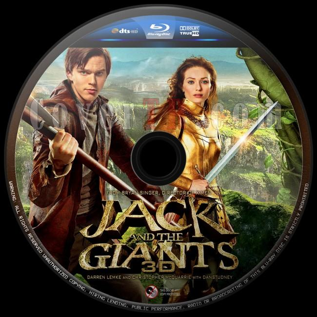 Jack the Giant Slayer  (Dev Avcısı Jack) - Custom 3D Bluray Label - English [2013]-dev-avcisi-jack-10jpg