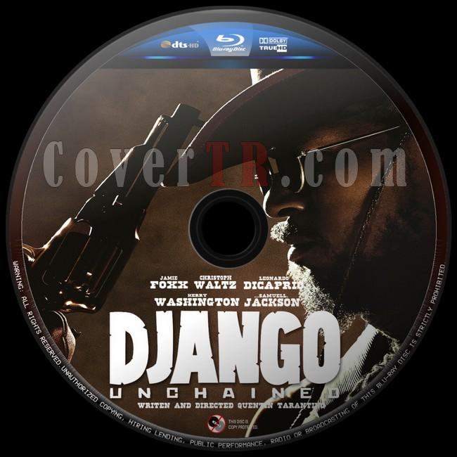 Django Unchained  (Zincirsiz) - Custom Bluray Label - English [2012]-zincirsiz-6jpg