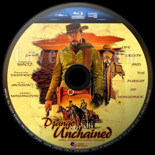 Django Unchained  (Zincirsiz) - Custom Bluray Label - English [2012]-zincirsiz-8jpg