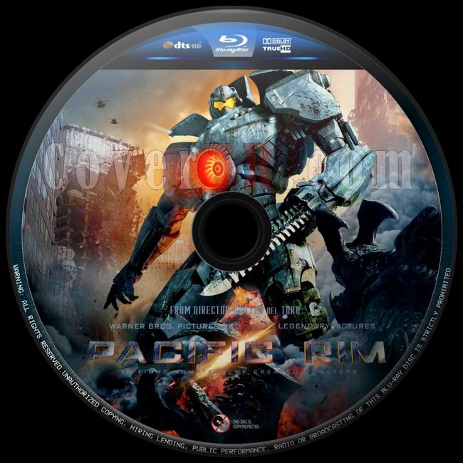 Pacific Rim (Pasifik Savaşı) - Custom Bluray Label - English [2013]-pasifik-savasi-2jpg