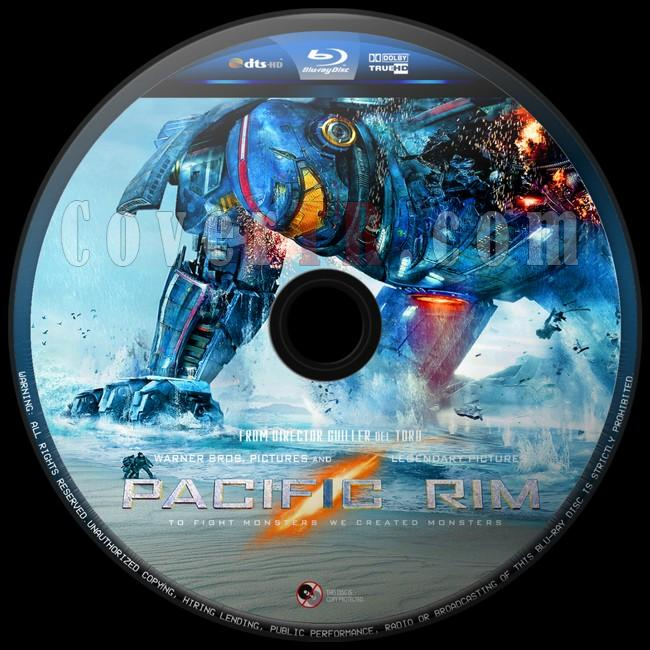 Pacific Rim (Pasifik Savaşı) - Custom Bluray Label - English [2013]-pasifik-savasi-4jpg