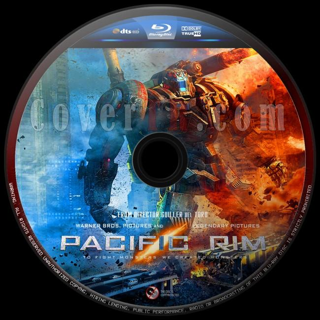 Pacific Rim (Pasifik Savaşı) - Custom Bluray Label - English [2013]-pasifik-savasi-6jpg