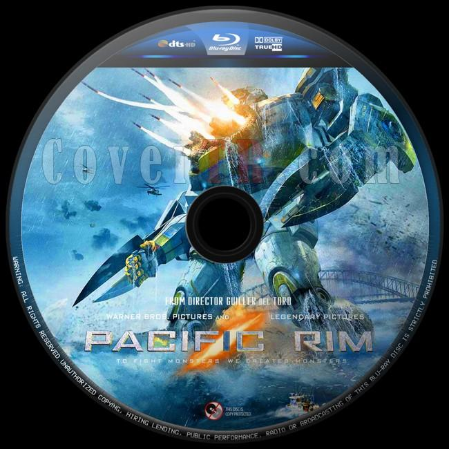 Pacific Rim (Pasifik Savaşı) - Custom Bluray Label - English [2013]-pasifik-savasi-10jpg
