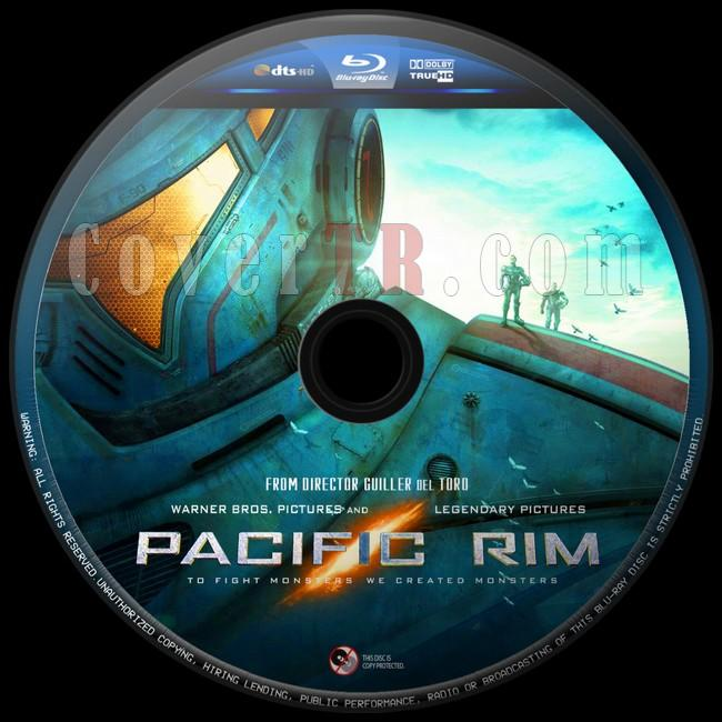 Pacific Rim (Pasifik Savaşı) - Custom Bluray Label - English [2013]-pasifik-savasi-12jpg