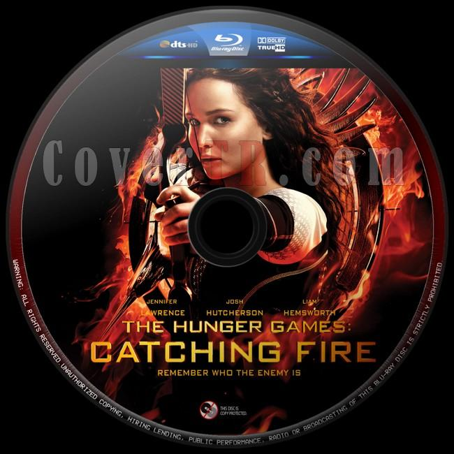 The Hunger Games Catching Fire (Açlık Oyunları 2 Ateşi Yakalamak) - Custom Bluray Label - English [2013]-aclik-oyunlari-2-atesi-yakalamak-2jpg