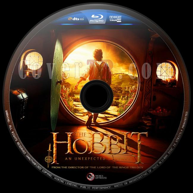 The Hobbit: An Unexpected Journey (Hobbit: Beklenmedik Yolculuk) - Custom Bluray Label - English [2012]-hobbit-beklenmedik-yolculuk-2jpg