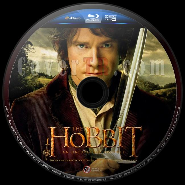 The Hobbit An Unexpected Journey (Hobbit Beklenmedik Yolculuk) - Custom Bluray Label - English [2012]-hobbit-beklenmedik-yolculuk-6jpg