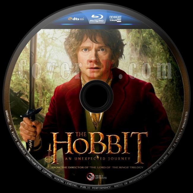 The Hobbit An Unexpected Journey (Hobbit Beklenmedik Yolculuk) - Custom Bluray Label - English [2012]-hobbit-beklenmedik-yolculuk-8jpg