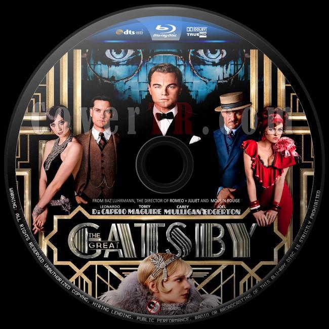 The Great Gatsby (Muhteşem Gatsby) - Custom Bluray Label - English [2013]-muhtesem-gatsby-2jpg