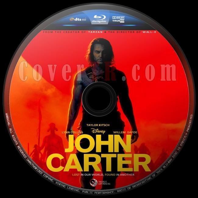 John Carter  (John Carter İki Dünya Arasında) - Custom Bluray Label - English [2012]-john-carter-4jpg