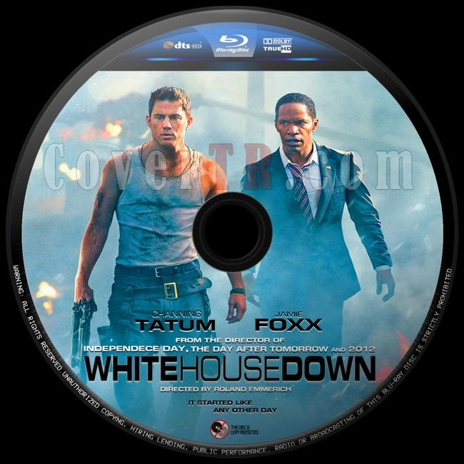 White House Down (Beyaz Saray Düştü) - Custom Bluray Label - English [2013]-beyaz-saray-dustu-2jpg