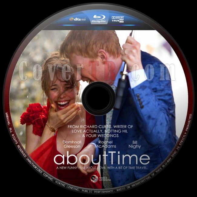 About Time (Zamanda Aşk) - Custom Bluray Label - English [2013]-zamanda-ask-2jpg