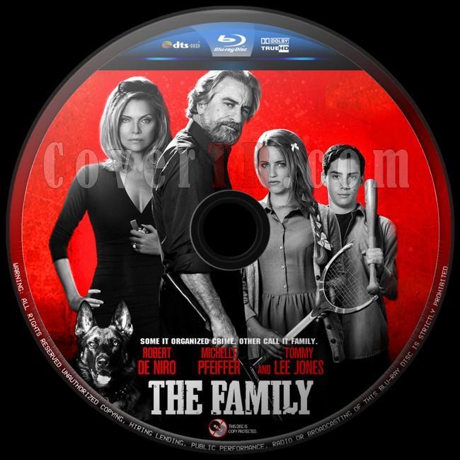 The Family (Malavita: Belalı Tanık) - Custom Bluray Label - English [2013]-family-2jpg