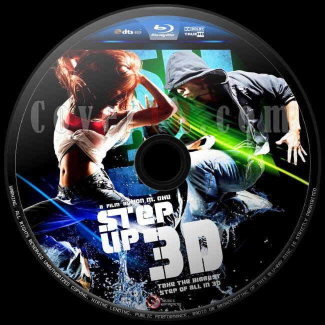 Step Up 3D  (Sokak Dansı 3D) - Custom Bluray Label - English [2010]-sokak-dansi-4jpg