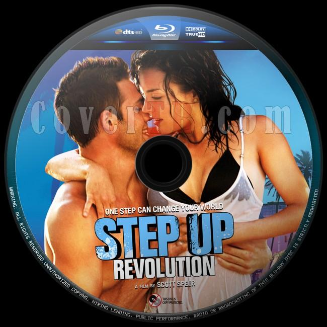 Step Up Revolution (Sokak Dansı 4) - Custom Bluray Label - English [2012]-sokak-dansi-5jpg