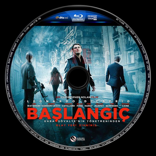 Inception (Başlangıç) - Custom Bluray Label - Türkçe [2010]-baslangic-22jpg