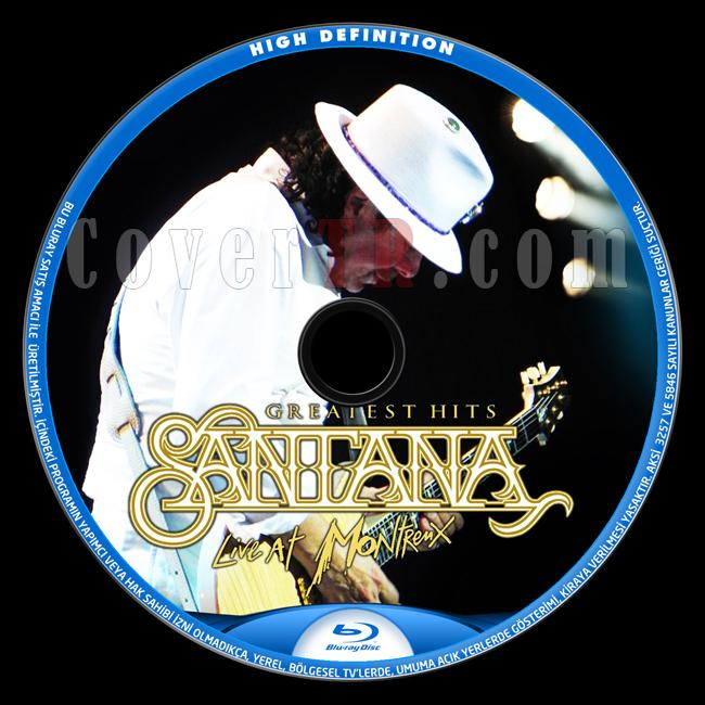 Santana: Live at Montreux - Custom Bluray Label - Türkçe [2011]-bluray-labelpreviewjpg