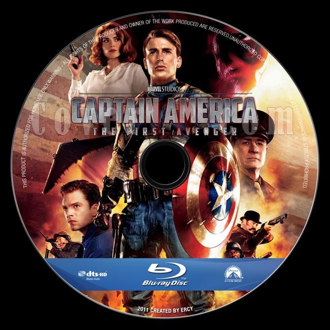 Captain America: The First Avenger - Custom Bluray Label - English [2011]-captain_america_v3jpg
