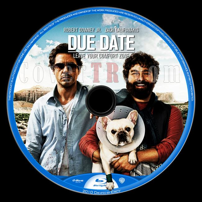 Due Date - Custom Bluray Label - English [2010]-due_date_bdjpg