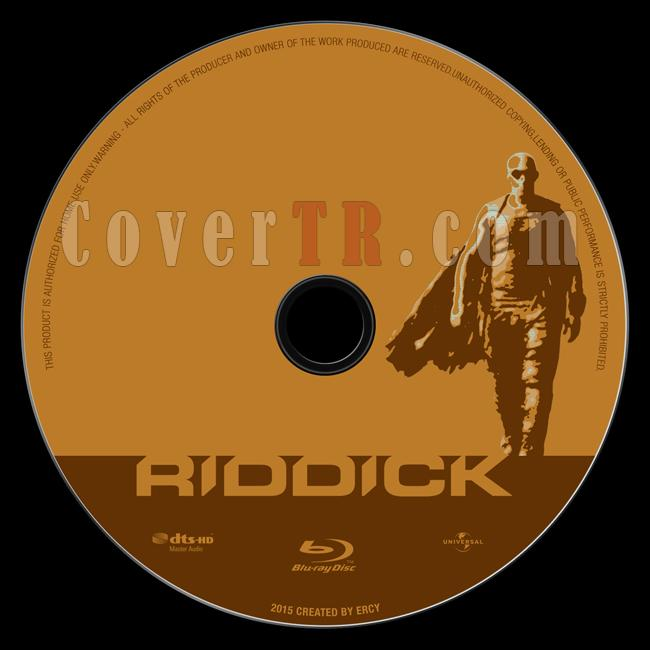 Riddick - Custom Bluray Label - English [2013]-riddick-blu-ray-labelprewjpg