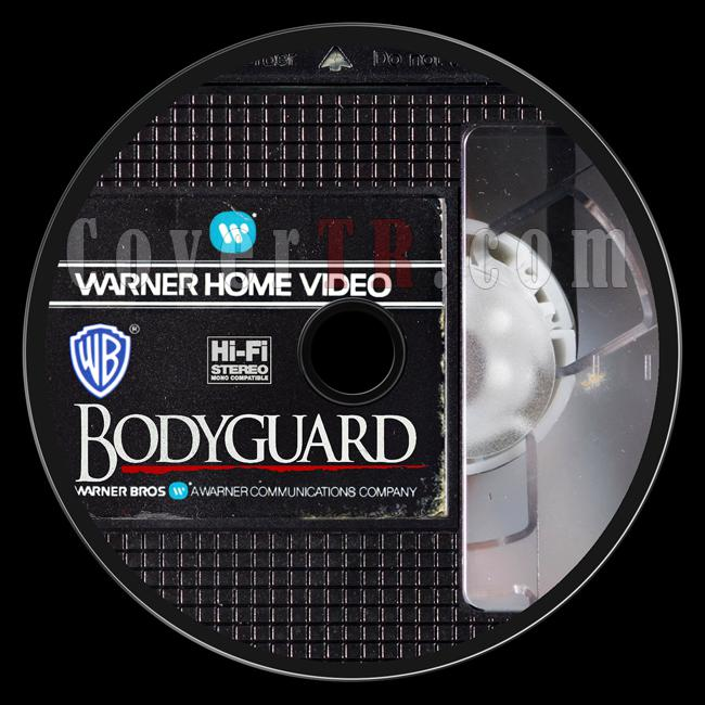 Bodyguard - Custom Bluray Label - French [1992]-prev-label-vhs-bodyguardjpg