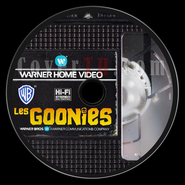 Les Goonies - Custom Bluray Label - French [1985]-prev-label-vhsles-gooniesjpg