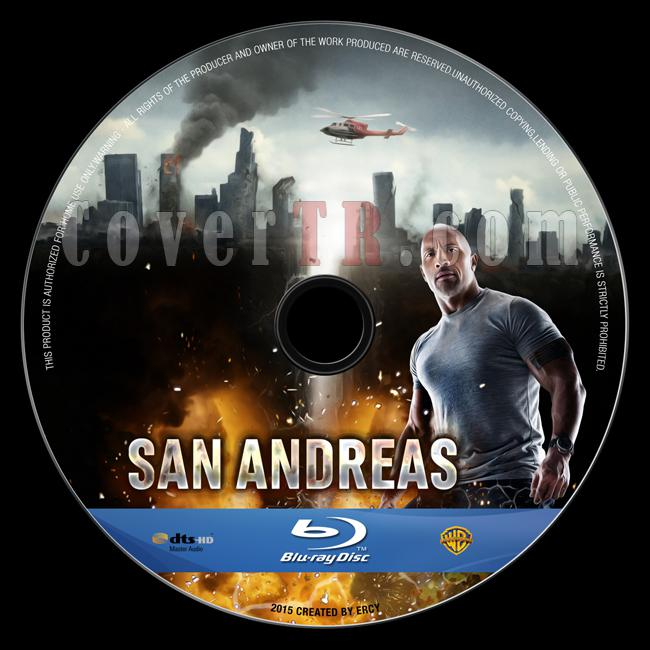 San Andreas - Custom Bluray Label - English [2015]-san-andreas-bluray-labelprewjpg