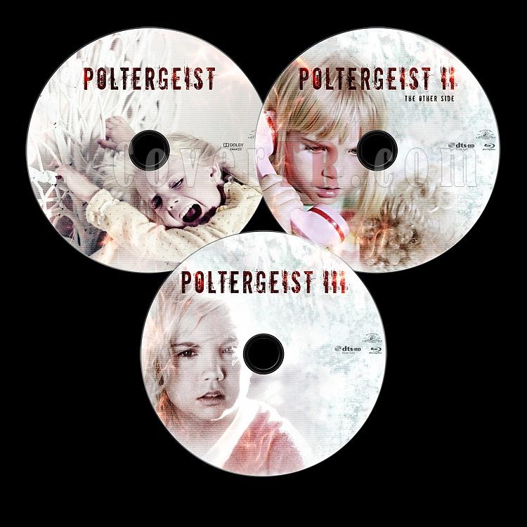 Poltergeist (Trilogy) - Custom Bluray Label Set - English [1982-1988]-untitled-3jpg