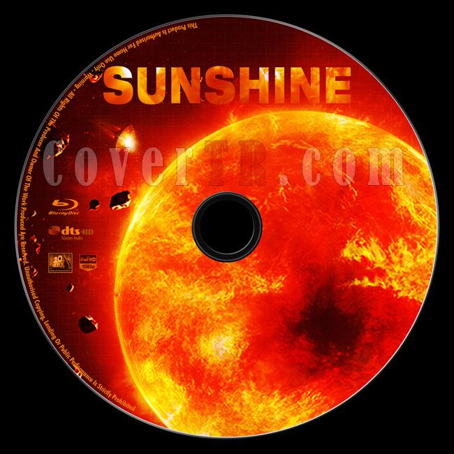 Sunshine - Custom Bluray Label - English [2007]-sunshine_bd_label-by_matushjpg