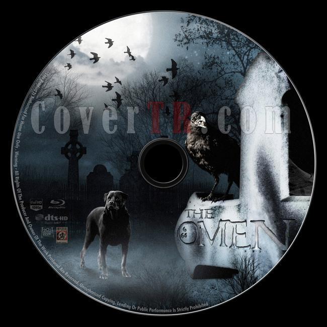 The Omen - Custom Bluray Label - English [2006]-omen_2006-by_matush_labeljpg