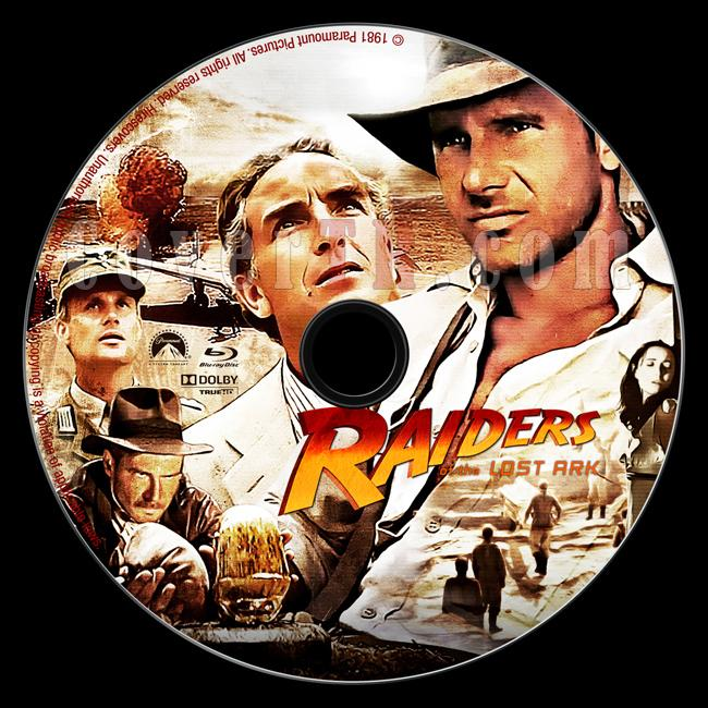 Raiders of the Lost Ark - Custom Bluray Label - English [1981]-raiders_of_the_lost_ark_csbry2-_by_matush_labeljpg