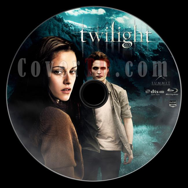 Twilight - Custom Bluray Label - English [2008]-twilight_label-by_matush_engjpg