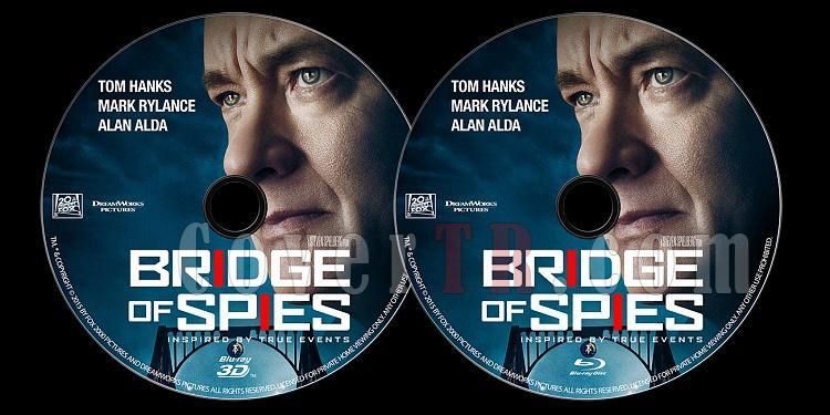 Bridge Of Spies - Custom Bluray Label - English [2015]-bridge-spies-3d-bluray-label-2015-jokerjpg
