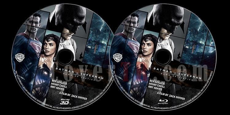 Batman v Superman: Dawn of Justice - Custom Bluray Label - English [2016]-batman-v-superman-dawn-justice-bluray-3d-labeljpg