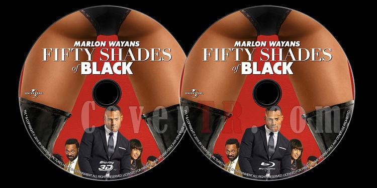 Fifty Shades of Black - Custom Bluray Label - English [2016]-fifty-shades-black-3d-bluray-labeljpg