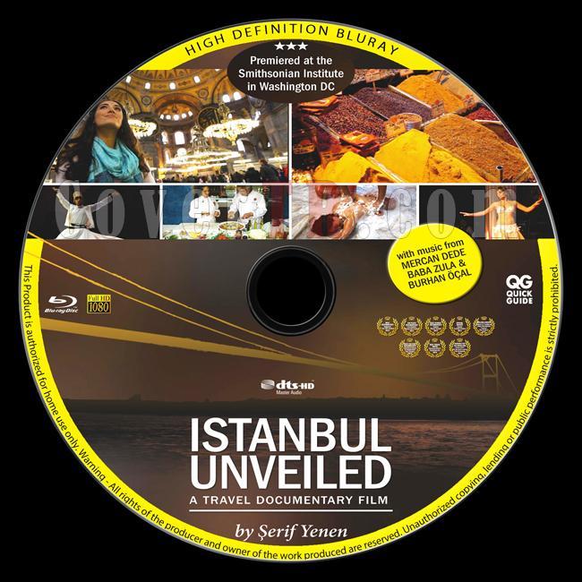 istanbul Unveiled - Custom Bluray Label - English [2013]-istanbul-unveiledjpg
