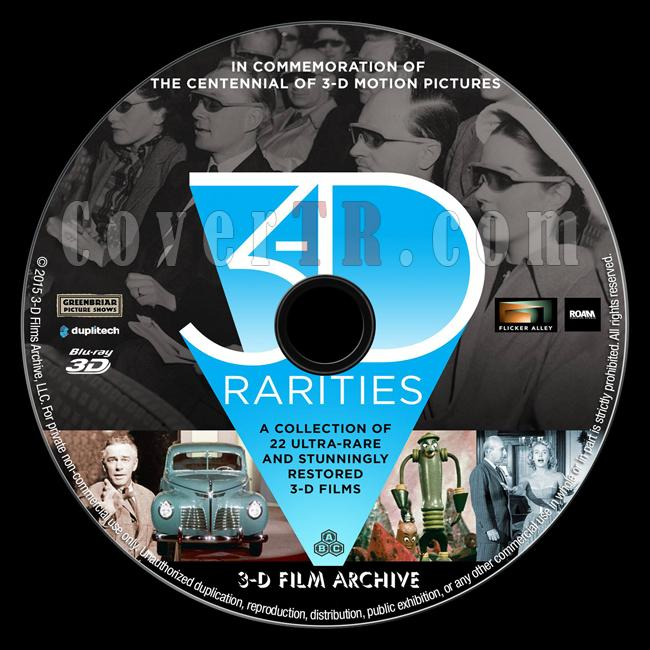 3-D Rarities - Custom Bluray Label - English [2015]-3d-raritiesjpg