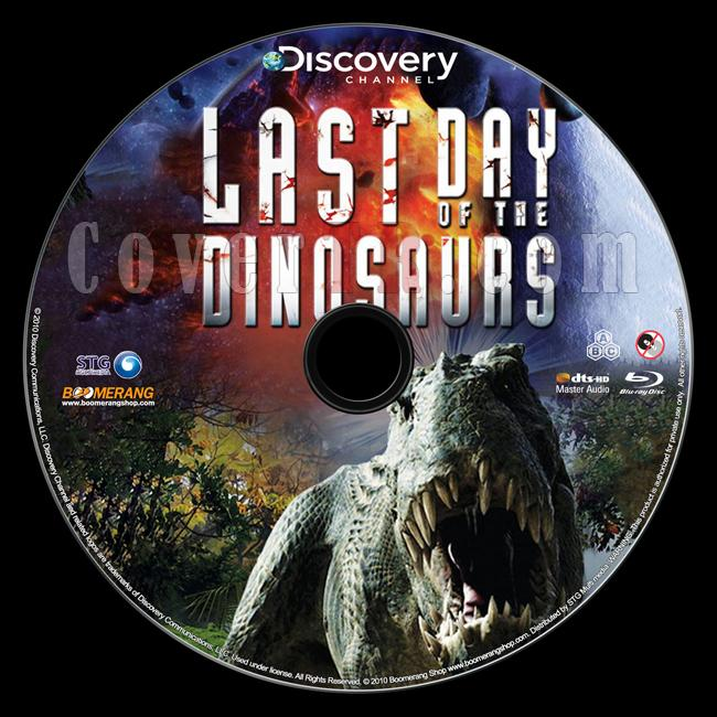 Discovery: Last Day Of The Dinosaurs - Custom Bluray Label - English [2010]-discovery-last-day-dinosaursjpg