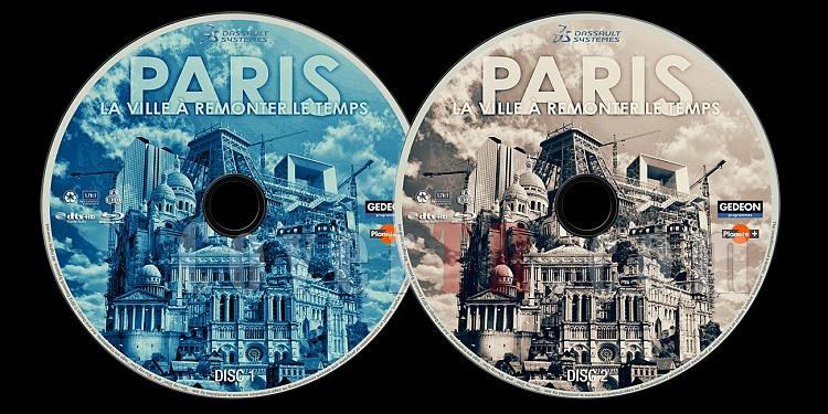 Paris The Great Saga - Custom Bluray Label - English [2012]-paris-great-sagajpg