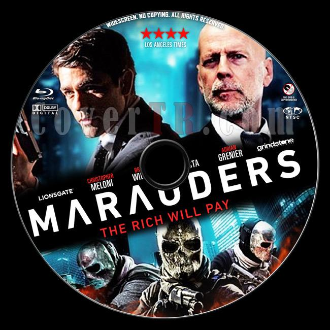Marauders - Custom Bluray Label - English [2016]-2previewjpg