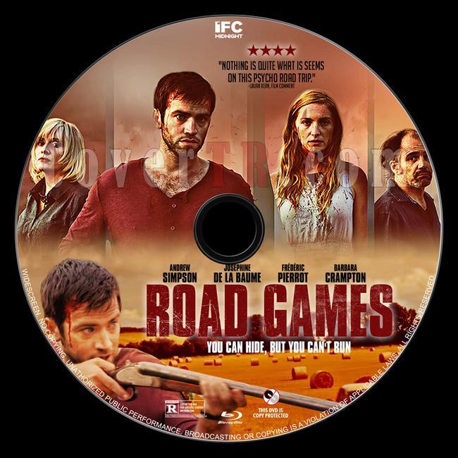 Road Games - Custom Bluray Label - English [2015]-2jpg