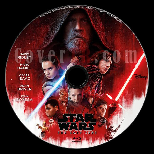 Star Wars: The Last Jedi - Custom Bluray Label - English [2017]-b1jpg